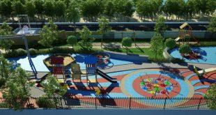 Sensory park in Bhubaneswar