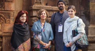 Odissi dancers from UK, Brazil steal show at 57th Ekamra Walks