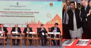 Refining Petrochemicals Technology Meet concluded with a high note