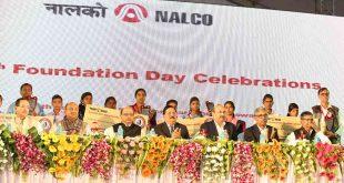 Nalco foundation day