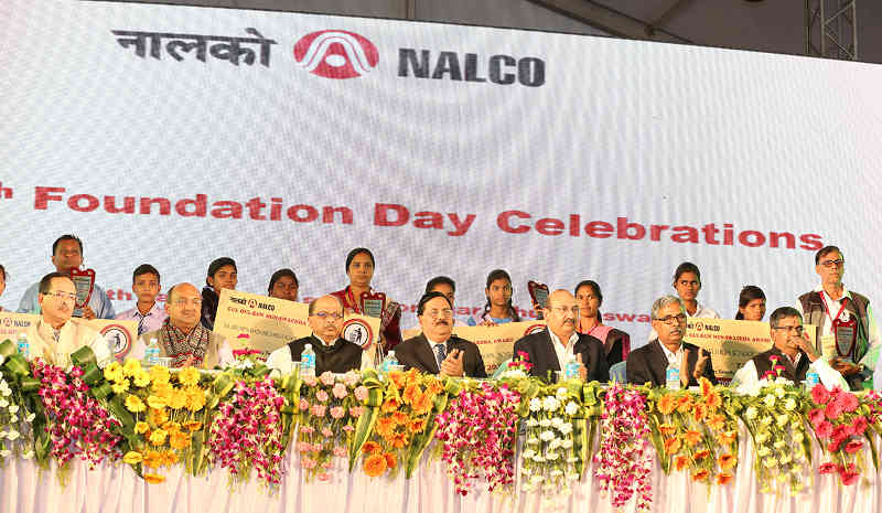 Nalco foundation day