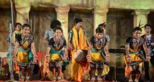Satyajit Jena, Barnali Hota's performance at Khandagiri-Udaygiri Mahotsav