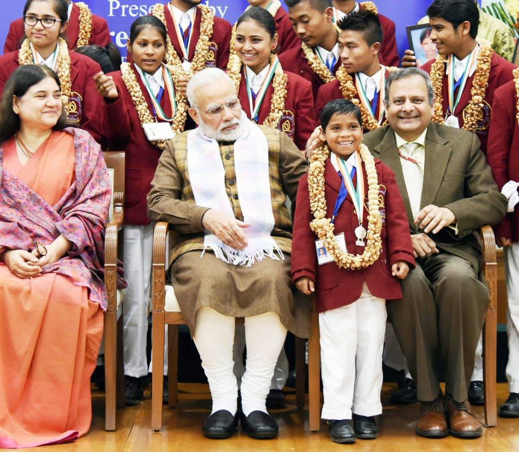 Odisha's Mamata, Pankaj get National Bravery Award