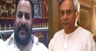 Nabin Nanda meets Odisha CM