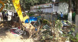 BMC-BDA joint squad continues eviction drive