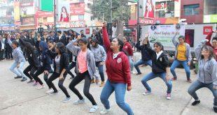 AIIMS Bhubaneswar students dance performance