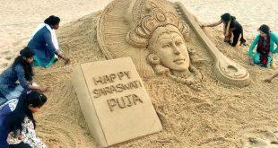 Odisha glitters as it welcomes Goddess Saraswati