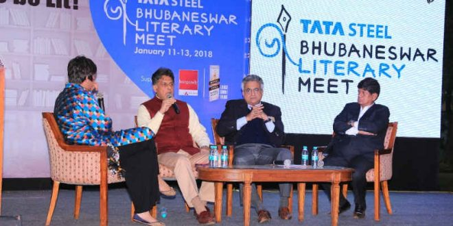 Tata Steel Bhubaneswar Literary Meet delivers on promise to celebrate creative pursuits
