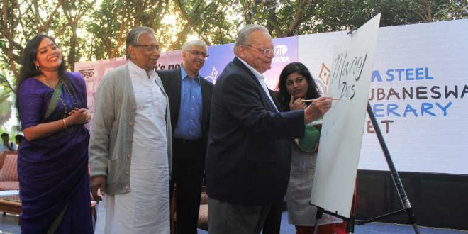 Third edition of Tata Steel Bhubaneswar Literary Meet inaugurated