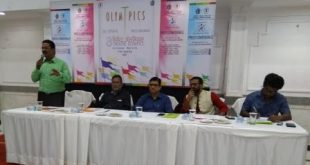 8th Theatre Olympics Echo in Temple City of Bhubaneswar
