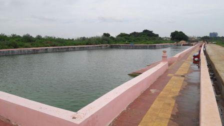 Work in eight out of 14 water bodies completed in Bhubaneswar