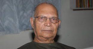 Eminent Odia litterateur Chandrasekhar Rath passes away