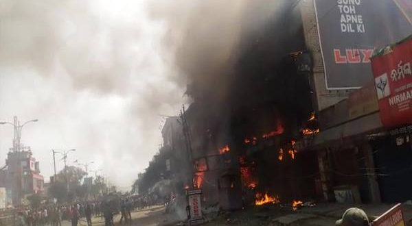 Action against City Style showroom for flouting fire safety norms