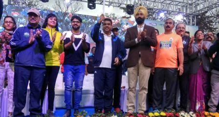 Thousands participate in Saksham Cyclothon Bhubaneswar