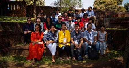 Consultants, NRI, students from IITTM join Old Town heritage walk