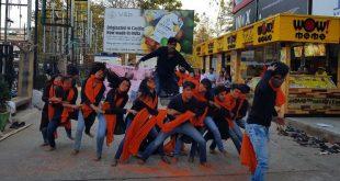 IIIT Bhubaneswar students spread cancer awareness through Nukkad Natak
