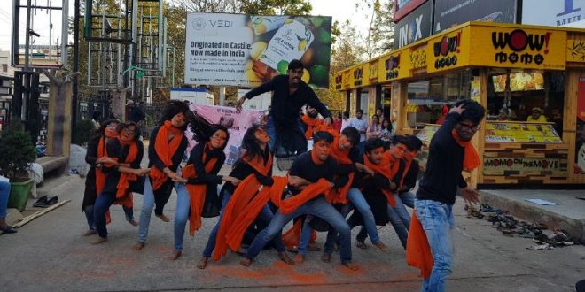 IIIT Bhubaneswar students spread cancer awareness through Nukkad Natak