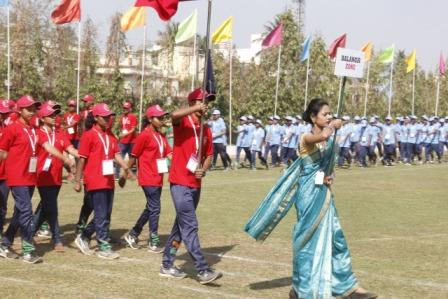 ITI Fest 2018, sports and cultural meet begins in Bhubaneswar