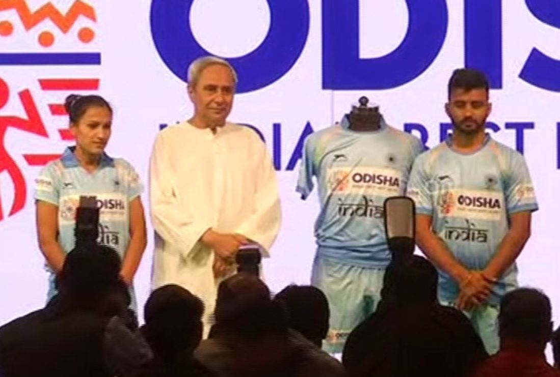 Odisha govt announces 5-year association with Hockey India