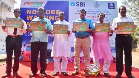 Odisha govt launches FasTag service for OSRTC buses