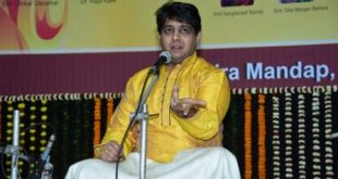 Samarpan, festival of Sufiana, devotional music, begins in Bhubaneswar