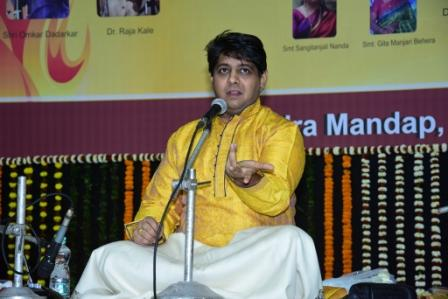 Samarpan, festival of Sufiana, devotional music, begins in Bhubaneswar
