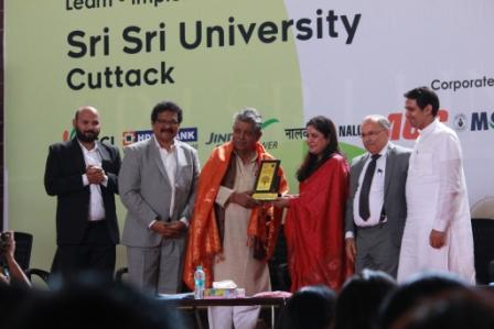 Startup India boot camp inaugurated at Sri Sri University