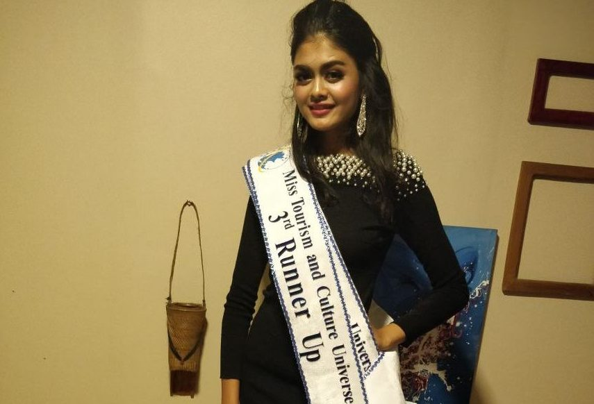 Swapna Priyadarsini bags 3rd runner up at international beauty pageant