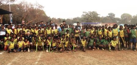Tata Steel organises mega hockey event with Hockey Australia