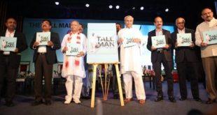'The Tall Man Biju Patnaik' showcased in Mumbai