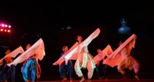 Blend of classical, martial dances showcased at 14th Dhauli-Kalinga Mahotsav