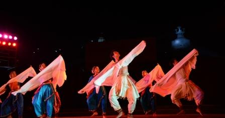 Blend of classical, martial dances showcased at 14th Dhauli-Kalinga Mahotsav