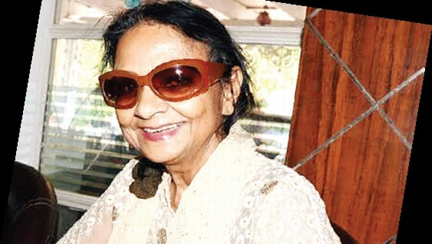 Veteran Odia actress Parbati Ghosh passes away