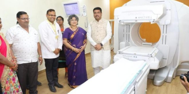 Oil Minister inaugurates state-of-the-art modern facilities at AIIMS-Bhubaneswar