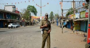 Curfew relaxed in Odisha's Bhadrak for Rama Navami celebrations