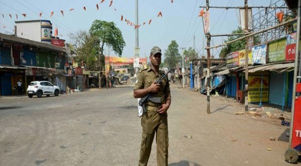 Curfew relaxed in Odisha's Bhadrak for Rama Navami celebrations