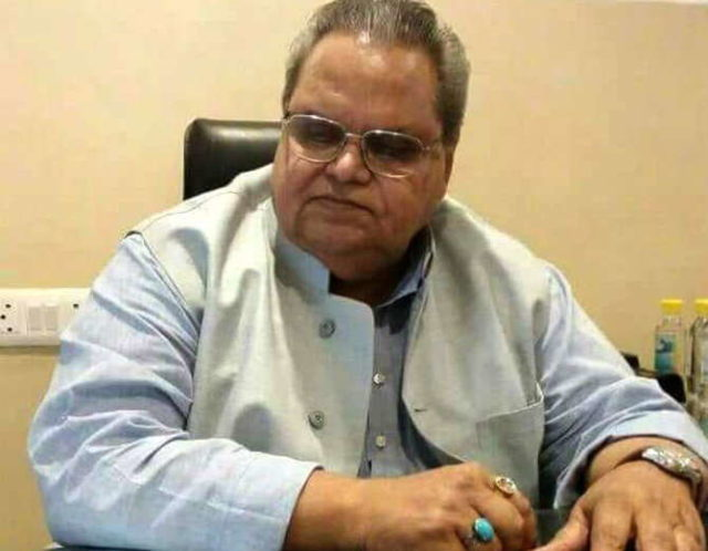 Bihar Governor Satya Pal Malik given additional charge of Odisha