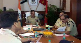 DGP reviews President Ram Nath Kovind's visit to Odisha