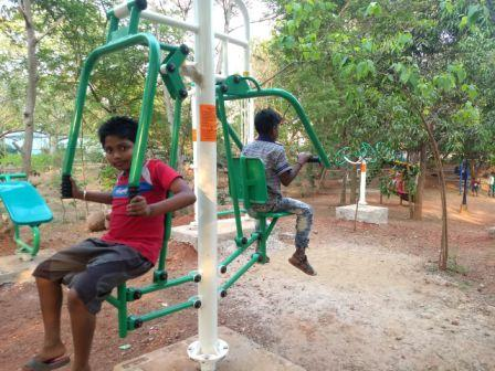 Open Air Gyms are now at 26 BDA parks in the city