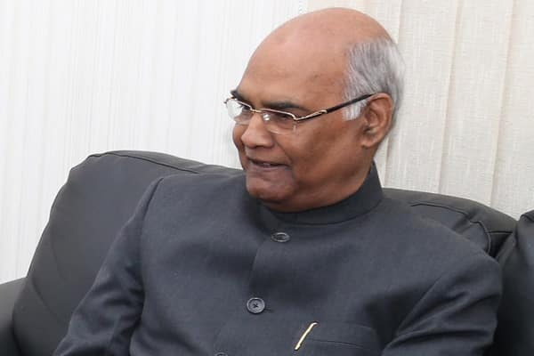 President Ram Nath Kovind to visit Odisha on March 17