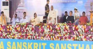 President Kovind releases commemorative coins on Nabakalebar festival