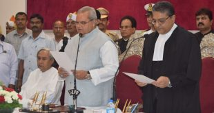 Satya Pal Malik sworn in as Odisha Governor