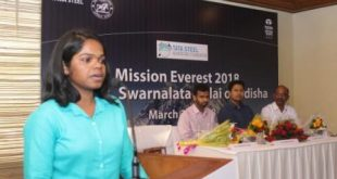 Odisha's Swarnalata Dalai set for her Mount Everest expedition