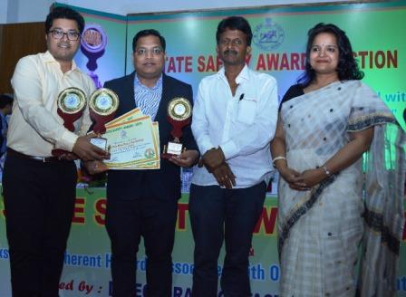 Tata Steel FAMD bags 6 safety awards from Odisha govt