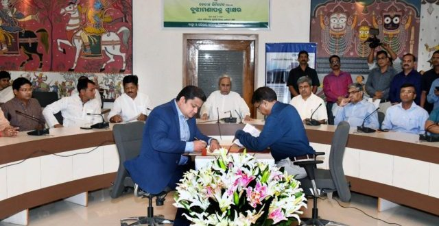 Odisha govt inks MoU with Vedanta for Kalahandi medical college