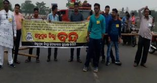 Angul bandh affects normal life