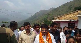 Kotia group of villages is integral part of Odisha: Pradhan