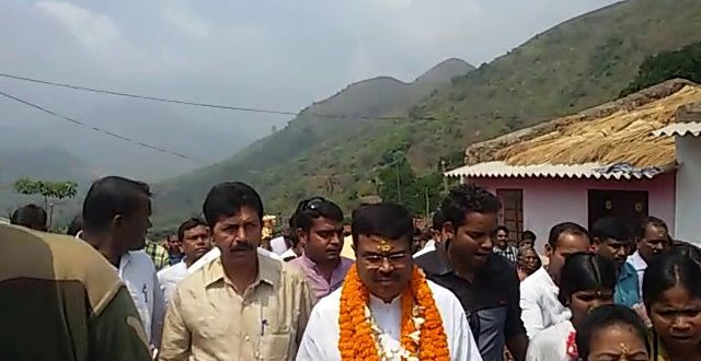 Kotia group of villages is integral part of Odisha: Pradhan