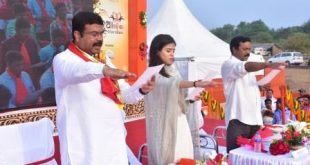 Pradhan inaugurates Nua Odisha Nirmana Abhijan
