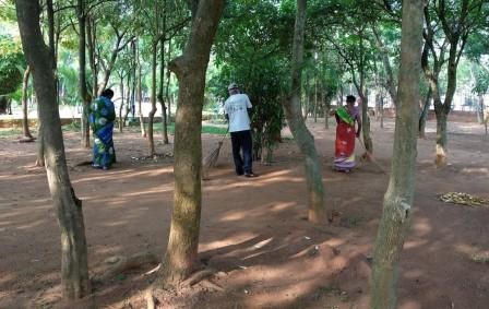 Sulabh International on job to keep five major parks clean in Bhubaneswar